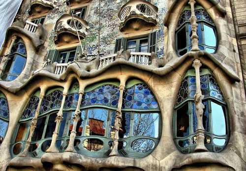 Art And The City Was Gaudi Gay Renate Stendhal June 2014