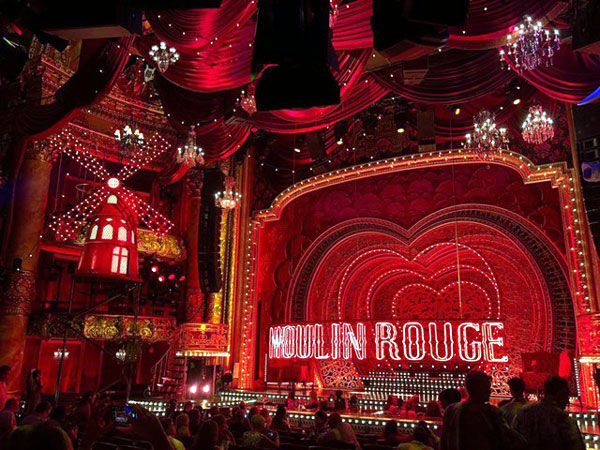MOULINE ROUGE - Bringing it to the Stage   Scene4 Magazine l
