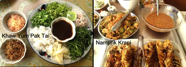 Arts of thailand cuisine the south is hot but oh so good southern thai food can be eaten all day but lunch is the ideal time and a dinner party with friends is also appropriate the feeling and taste are so forumfinder Choice Image