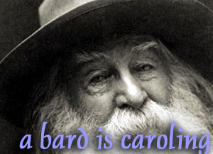 Scene4 Magazine | Walt Whitman-A New Bard Is Caroling | August 2019